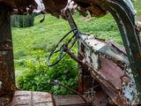 Abandoned at Elkton Mine print