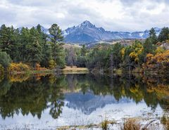 Mount Sneffels,Unompahgre National Forest,