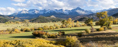 Ranch,Dallas Divide,autumn,fall,Mt Sneffels