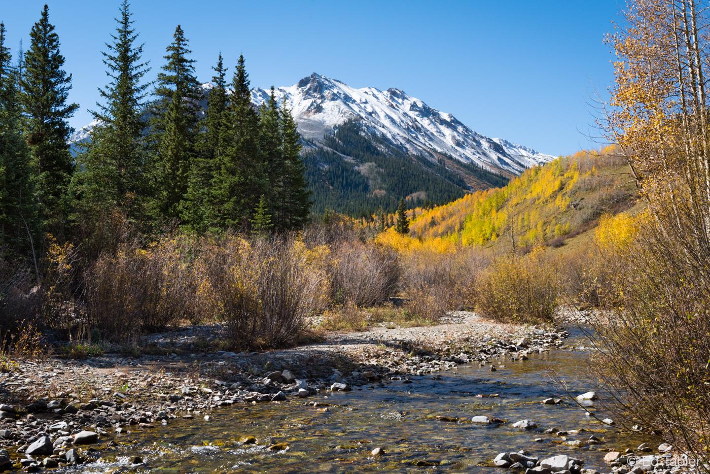 Castle Creek,Aspen,Elk Mountains, photo